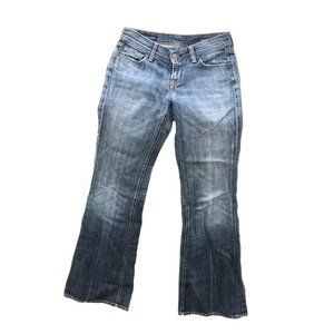 Citizens of Humanity Flair Blue Jeans Size 25